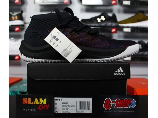 Adidas Dame 4 - Баскетбольные Кроссовки