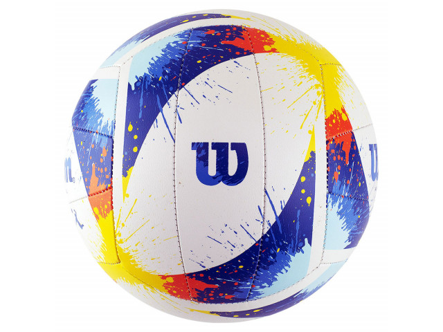 Wilson AVP Splatter - Мяч для Пляжного Волейбола