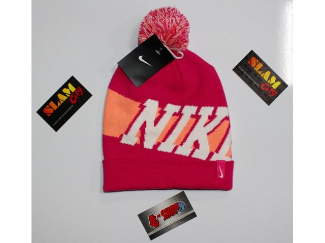 Nike NSW W'S Cuffed Pom Beanie - Женская Шапка