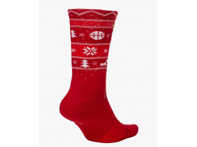 Nike Elite Christmas - Баскетбольные Носки
