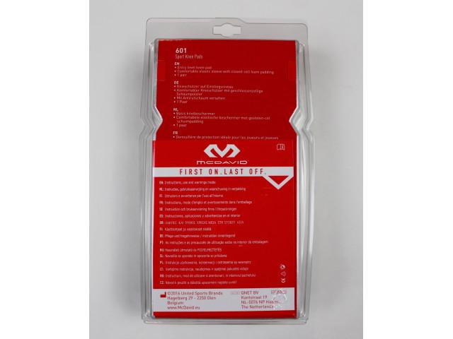 McDavid Sport Knee Protection Pads - Наколенник с защитой