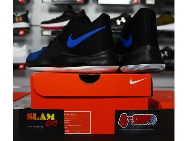 Nike Air Versitile III - Баскетбольные Кроссовки