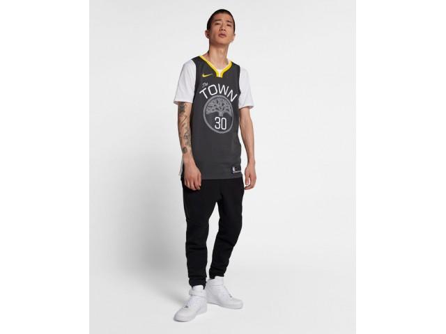 Nike NBA Stephen Curry Statement Edition Swingman (Golden State Warriors) - Игровая Майка