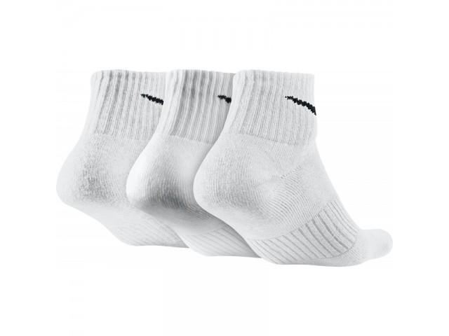 Nike 3PPK Cushion Quarter - Спортивные Носки