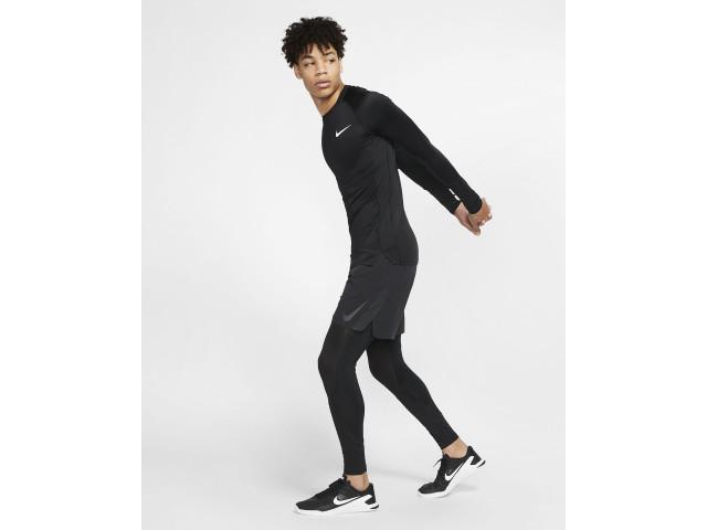 Nike Pro Tight Fit Long-Sleeve Top - Компрессионная Кофта