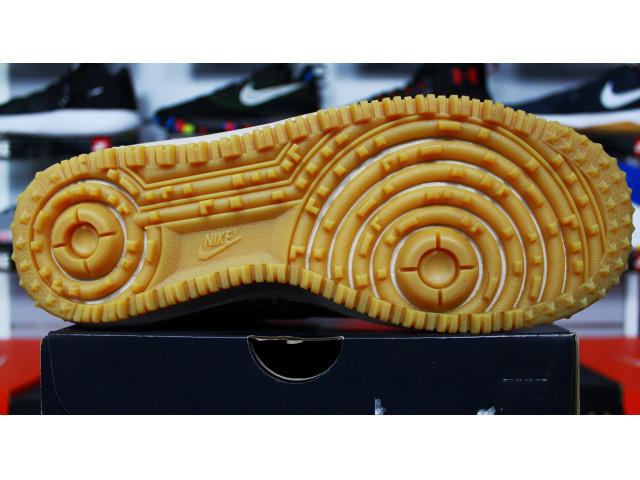 Nike Lunar Force 1 Duckboot Low TXT - Зимние Кроссовки