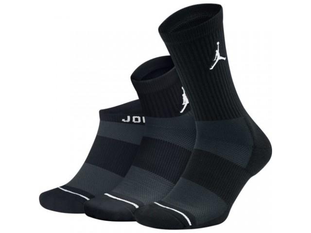 Air Jordan Waterfall 3PPK - Баскетбольные Носки