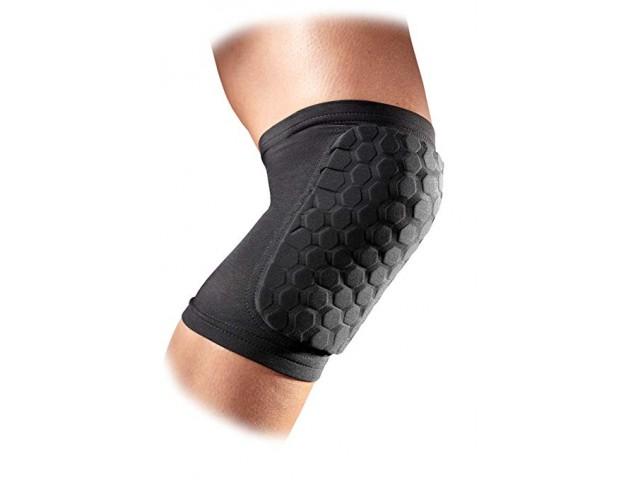 McDavid Hexpad Knee Or Elbow - Компрессионный наколенник с защитой(2 штуки)