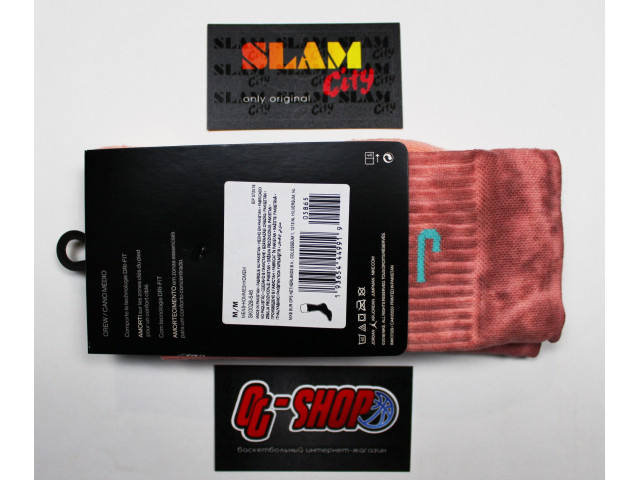 Air Jordan Legacy Sport DNA - Баскетбольные Носки
